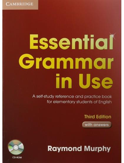 Cambridge - Essential Grammar in Use