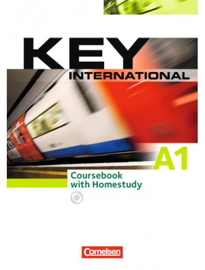 Cornelsen KEY A1 Coursebook With Homestudy