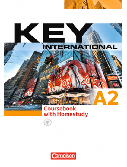 Cornelsen KEY A2 Coursebook With Homestudy