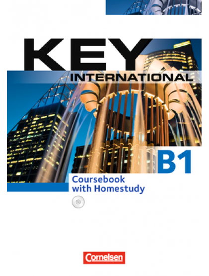 Cornelsen KEY B1 Coursebook With Homestudy