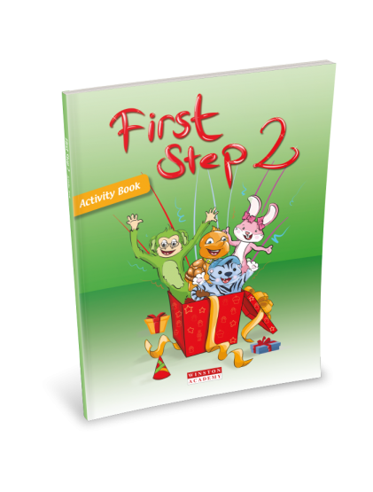 First Step 2 - Activity Book (Winston)