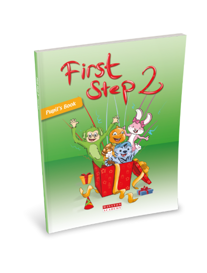 First Step 2 - Pupil's Book (Winston)