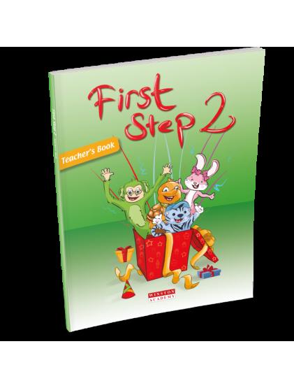 First Step 2 - Teacher's Book (Winston)