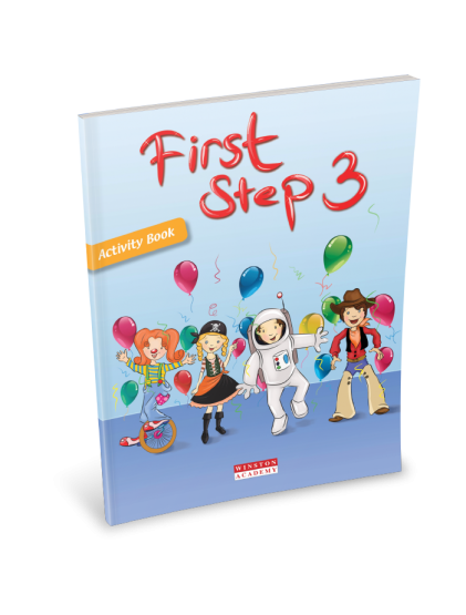 First Step 3 - Activity Book (Winston)
