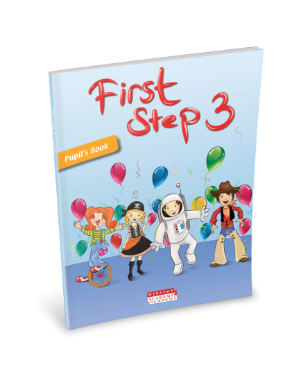 First Step 3 - Pupil's Book (Winston)