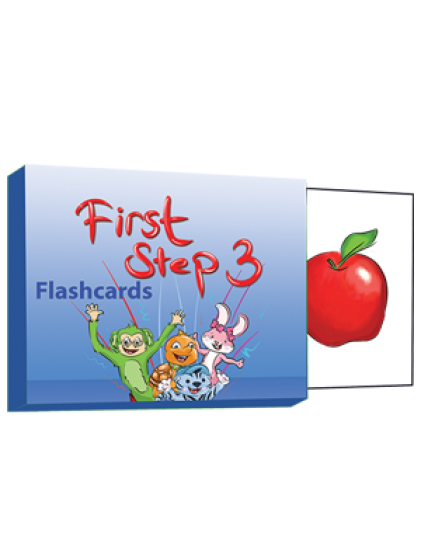 First Step 3 - Flash Cards (Winston)