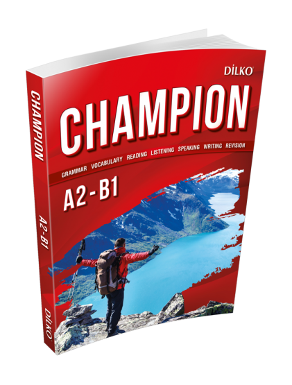 10. Sınıf Champion Student's Book A2 - B1