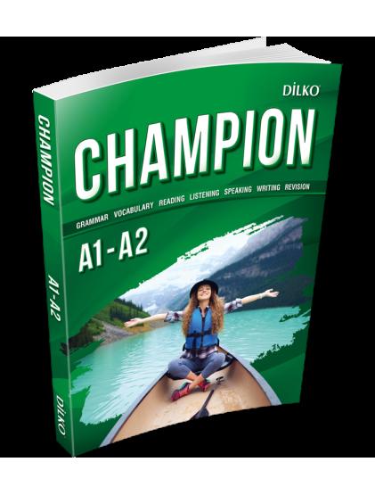 9. Sınıf Champion Student's Book A1 - A2
