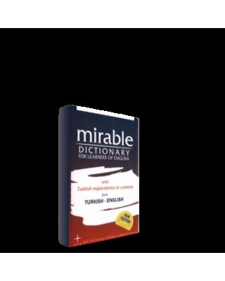 İngilizce Sözlük - Mirable Dictionary
