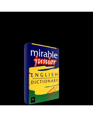 İngilizce Sözlük - Mirable Junior Dictionary