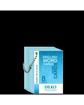 8. Sınıf İngilizce Kelime Kartı
