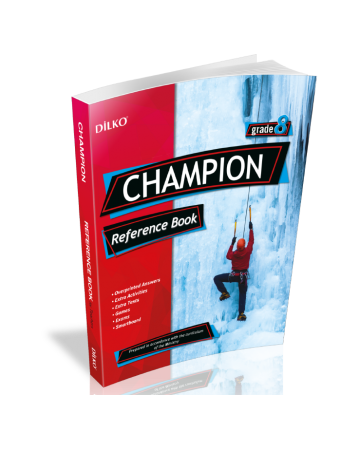 8. Sınıf Champion Reference Book