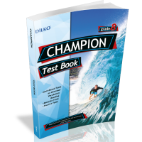 8. Sınıf Champion Test Book
