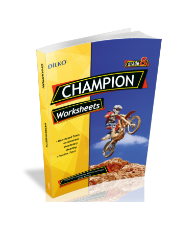 8. Sınıf Champion Worksheets