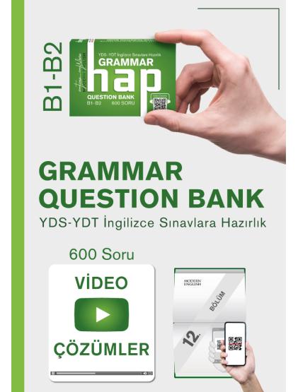 HAP Grammar B1-B2