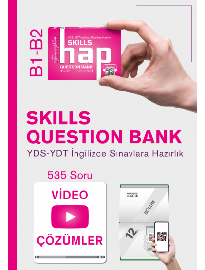 HAP Skills B1-B2