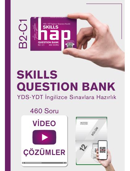 HAP Skills B2-C1