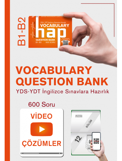 HAP Vocabulary B1-B2
