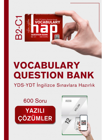 HAP Vocabulary B2-C1