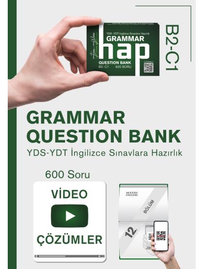 HAP Grammar B2-C1