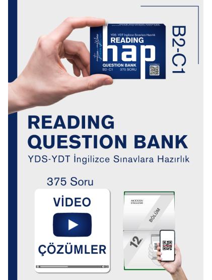 HAP Reading B2-C1