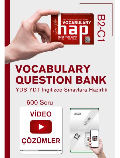 HAP Vocabulary B2-C1